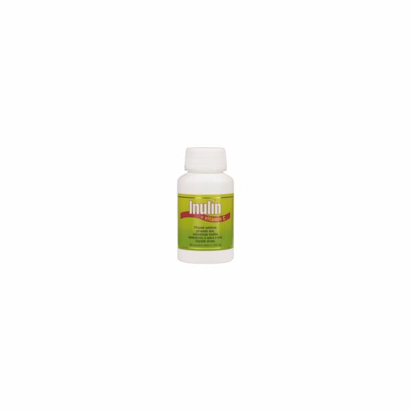 Přípravek na posílení imunity Hemann Inulín + Vitamin C 80 cucavých tablet 80ks