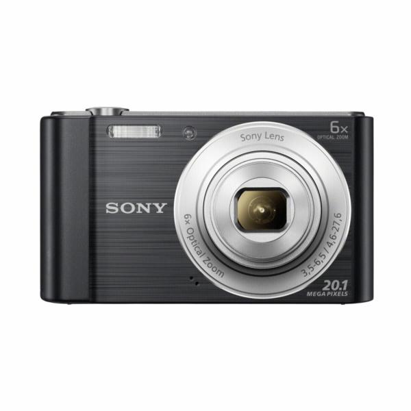 Fotoaparát Sony DSC W810B černý