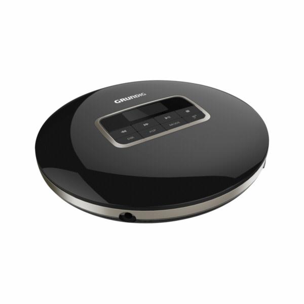 Grundig CDP 6600 Black/Silver