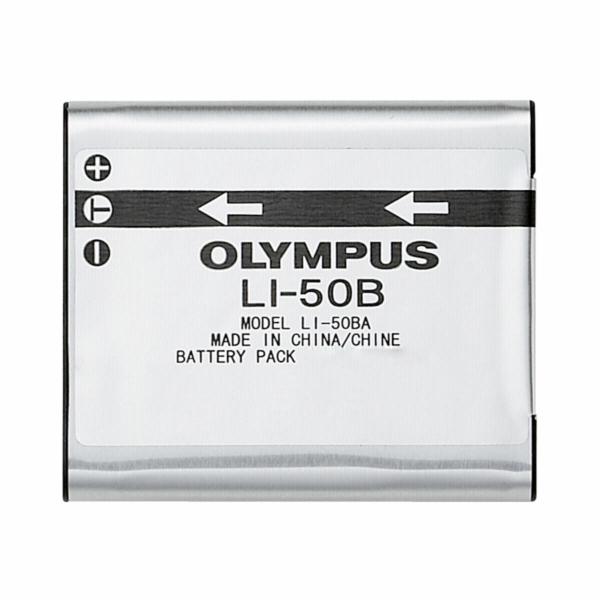 Akumulátor Olympus LI-50B