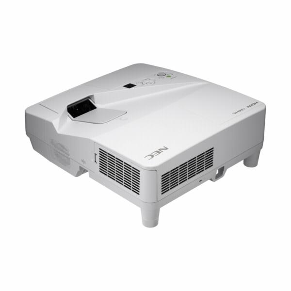 NEC UM301W LCD WXGA 3000 Lumen HDMI VGA Composite S-Video LAN