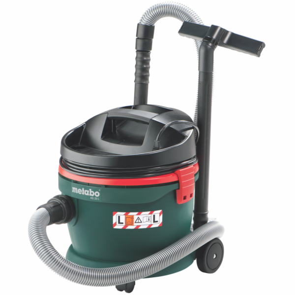 Vysavač Metabo AS 20 L