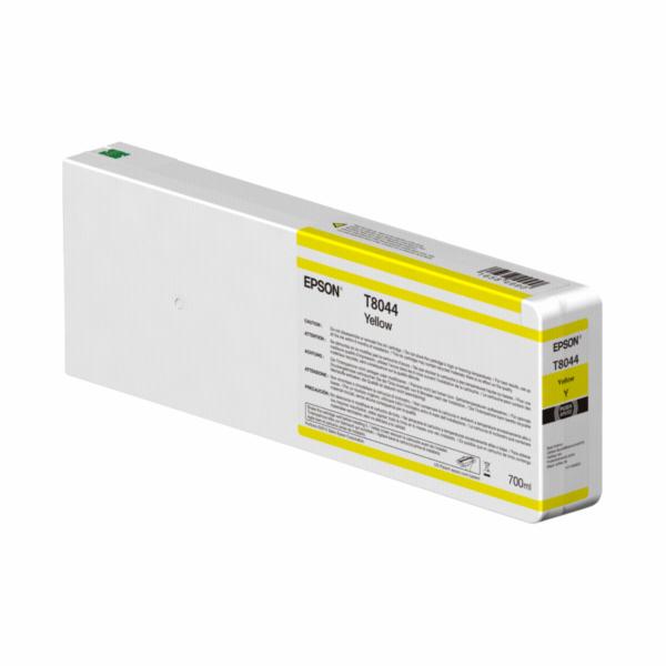 Epson ink cartridge UltraChrome HDX/HD yellow 700 ml T 8044