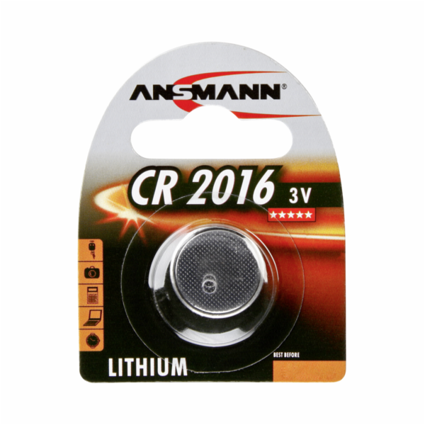 Ansmann CR 2016