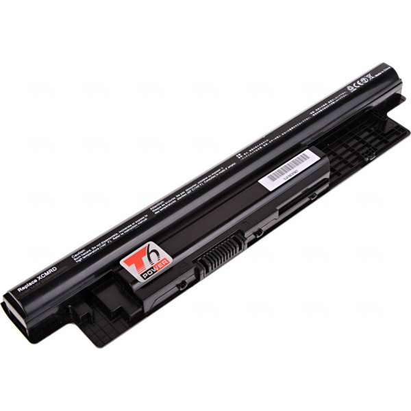 Baterie T6 power Dell Latitude 3440, 3540, Inspiron 14, 15, 17, Vostro 2421, 4cell, 2700mAh