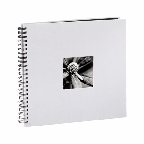 Hama Fine Art Spiral Chalk 36x32 50 black Pages 2109