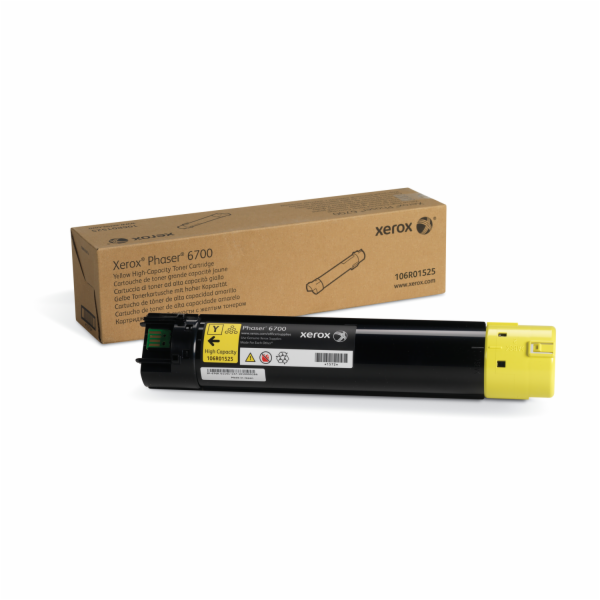 Xerox Toner Yellow pro Phaser 6700 (12.000 str)