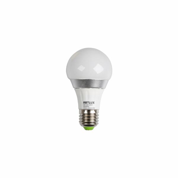 REL 11CW LED A60 5W E27 RETLUX