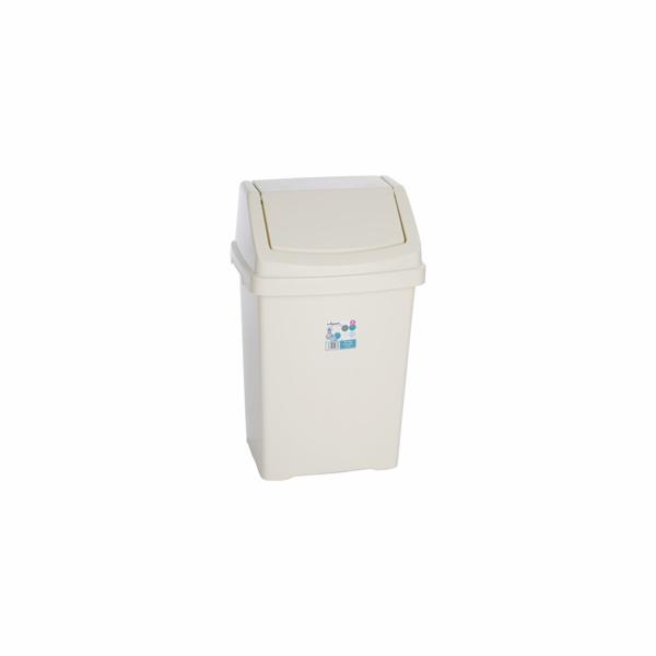 Koš odpadkový Wham 11940 50L béžový