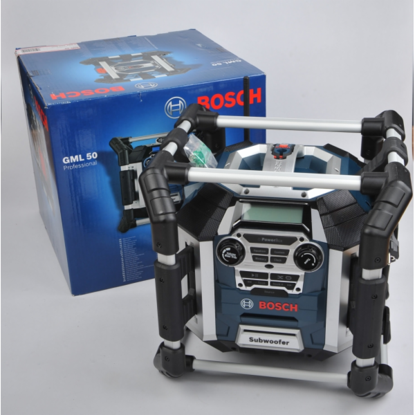 Aku-Rádio Bosch GML 20 Professional