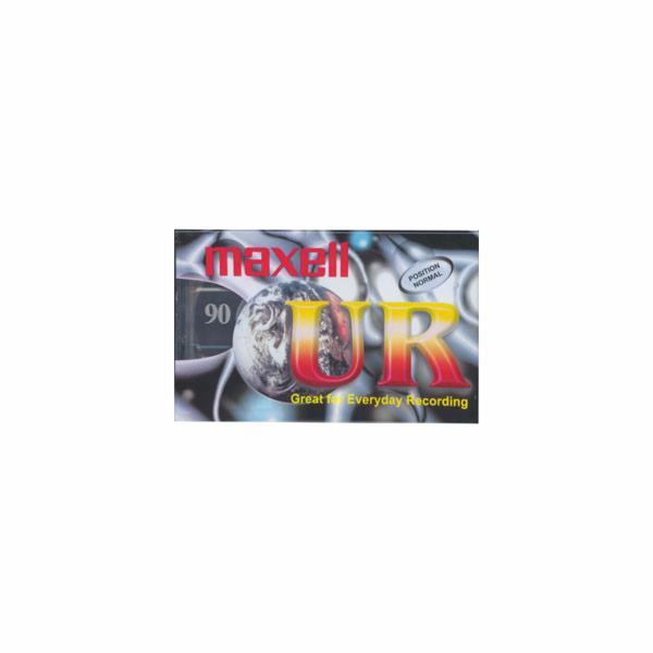 Audiokazeta Maxell UR 90 124004