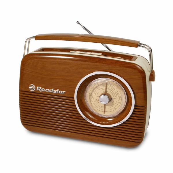 TRA-1957/WD Radiopřij. síť,baterie