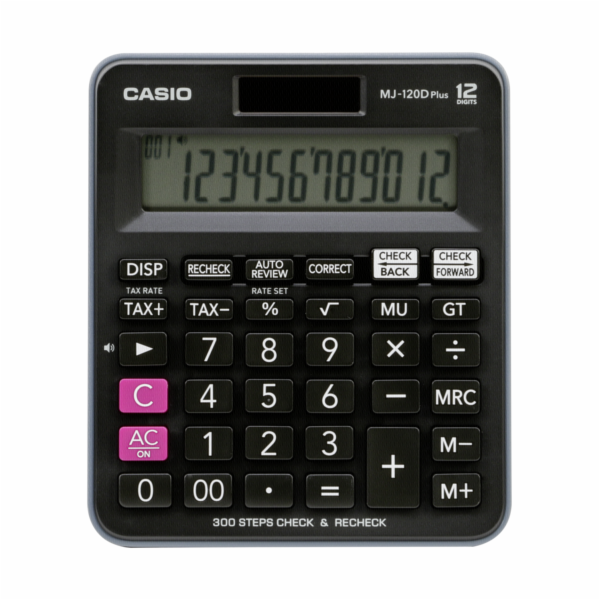 Casio MJ-120D Plus