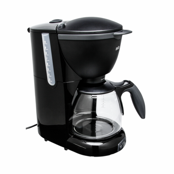 Kávovar Braun KF 560 Cafe House černý