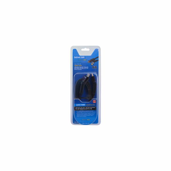 Kabel Sencor SAV 178-015 HDMI A-A R.FL.V1.4 PG