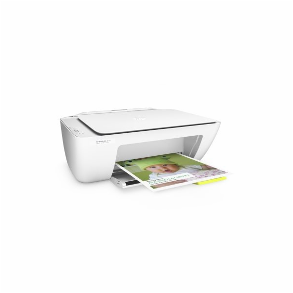 HP All-in-One Deskjet 2130 (A4, 7,5/5,5 ppm, USB, Print, Scan, Copy)