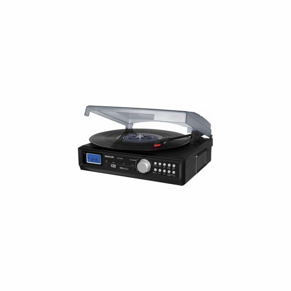 STT 211U GRAMOFON S USB/SD/FM SENCOR
