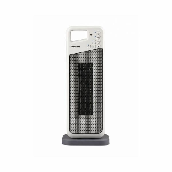 G60004 Keramický topný ventilátor s čas.
