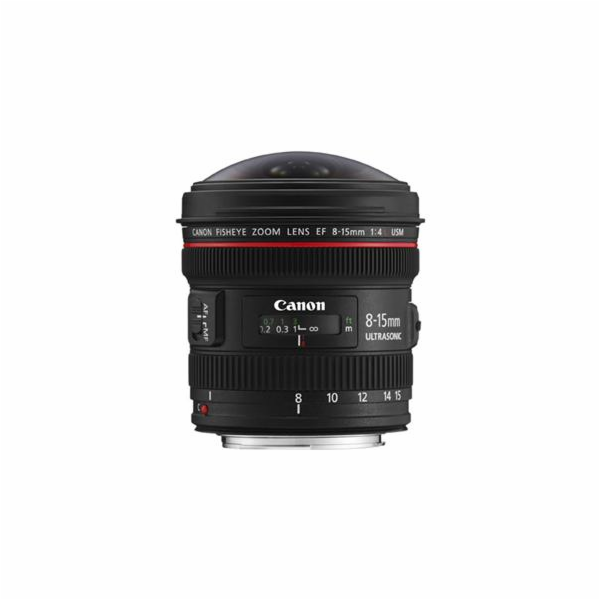 Objektiv Canon EF-L 4,0/8-15 USM Fisheye