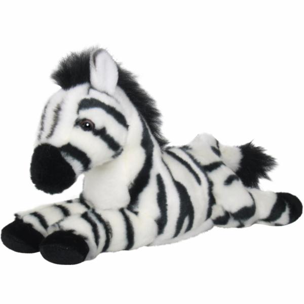 Zebra plyšová 25 cm