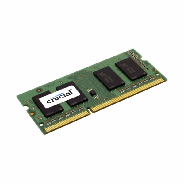 Crucial 8GB DDR3 1600 MT/s PC3-12800 / SODIMM 204pin / CL9