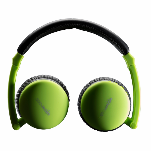Bluetooth sluchátka BOOMPODS zelená