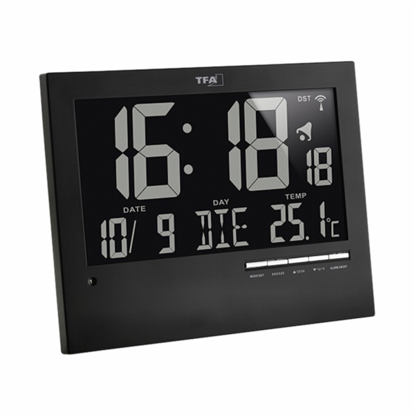 TFA 60.4508 Radio Wall Clock