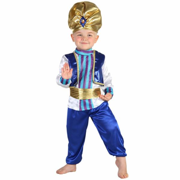 Kostým Sultán, velikost 92-104 cm