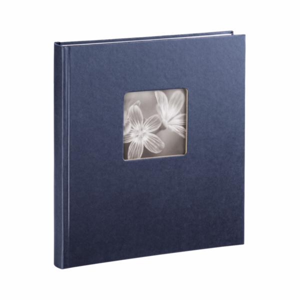 Hama Fine Art Bookbound blue 29x32 50 white Pages 2118