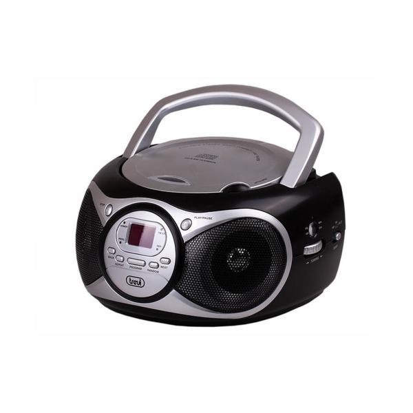 CD 512/BK Radiopřijímač s CD přehrávač