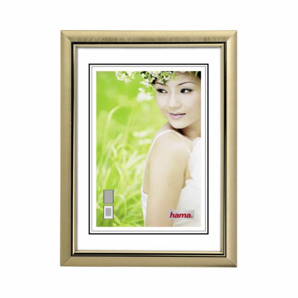 Hama Saragossa gold 15x20 Plastic Frame 67676