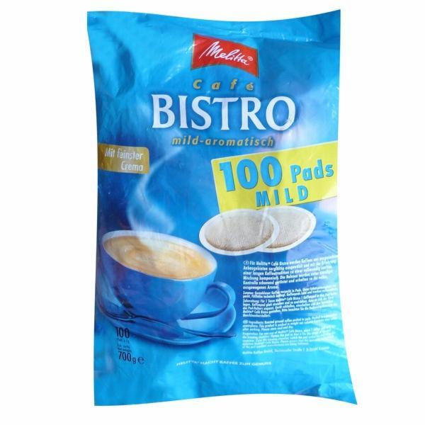 Kapsle Melitta Bistro Mild 100 ks