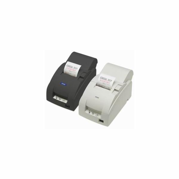 EPSON TM-U220B-057,USB, tmavá, se zdrojem