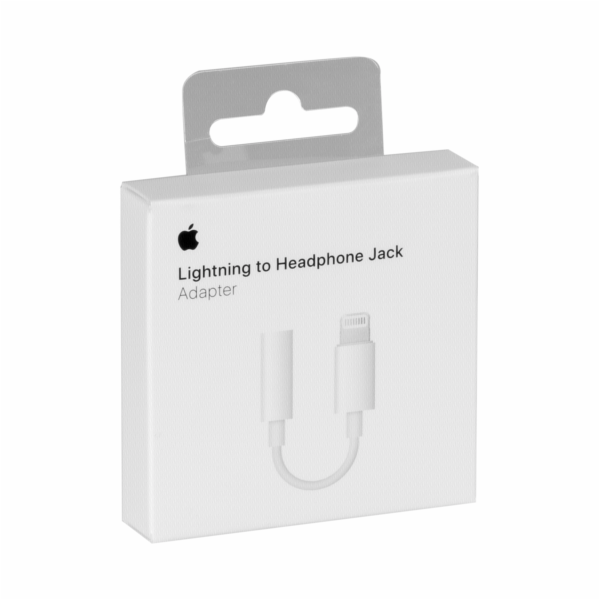 Apple Lightning to 3,5mm Phone Jack Adapter MMX62ZM/A