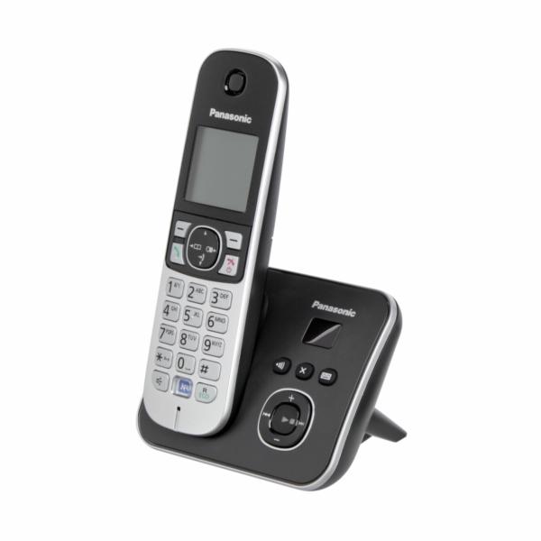 Telefon Panasonic KX-TG6821GB cerna