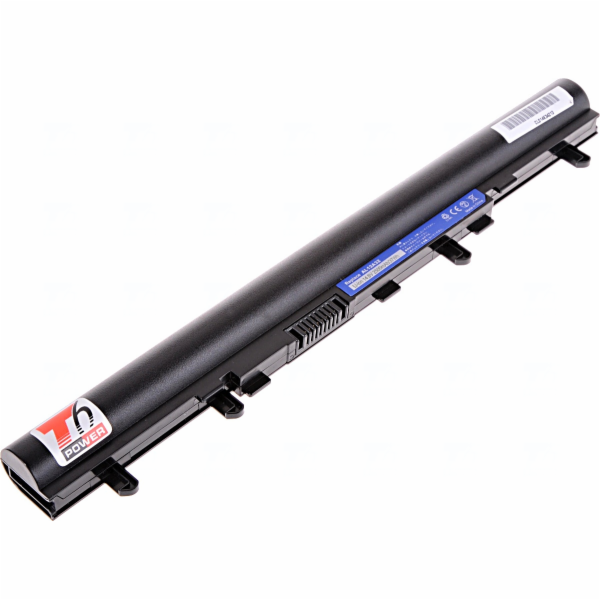 Baterie T6 power Acer Aspire V5-431, V5-471, V5-531, E1-410, E1-510, E1-570, 2600mAh, 38Wh, 4cell