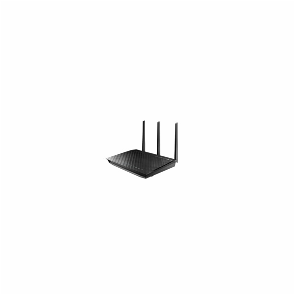 ASUS RT-N66U Gigabit Dualband Wireless N900 Router, 4x gigabit, 2x USB, bezdrátový router