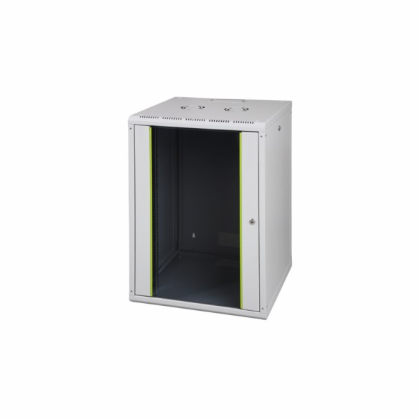 "Digitus SoHoline 20U 19"" Wall Mounting Cabinet, hl. 45 cm"