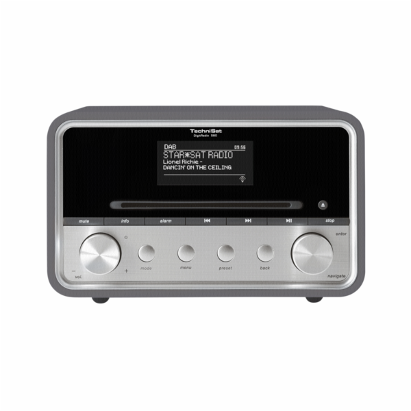 Technisat DigitRadio 580 anthracite