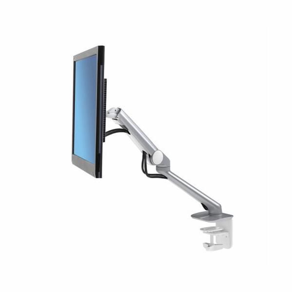 """ERGOTRON MX Mini Desk Mount Arm (polished aluminum), stolní rameno max 24"""" monitor, leštěný hliník"""