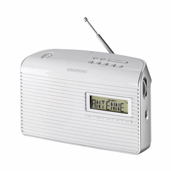 Radiopřijímač Grundig Music 61 bílý