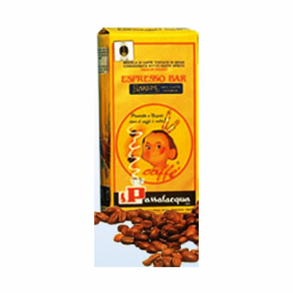 Káva Passalacqua Harem 1kg zrnková