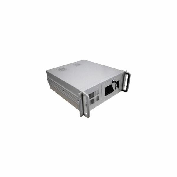 """19"""" IPC case do racku,580mm hloubka,šedý+ dárek myš Sony Vaio"""
