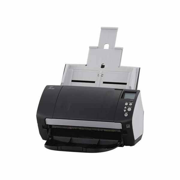 Fujitsu fi-7160, A4, duplex, 80 ipm, color, USB 3.0, ultrazvuk, ADF 80