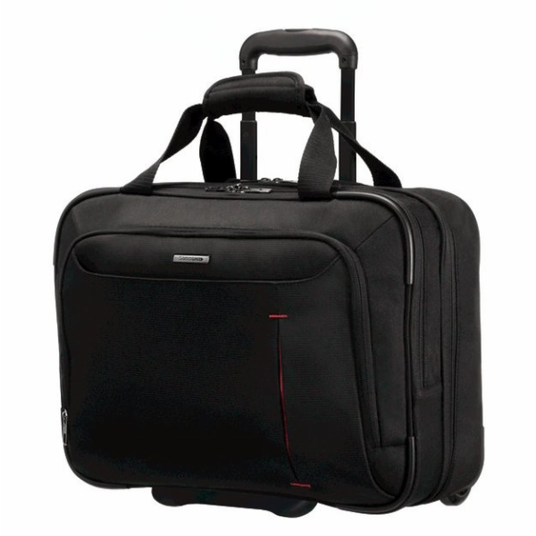 Samsonite Guardit Rolling Tote 17,3´´ Black