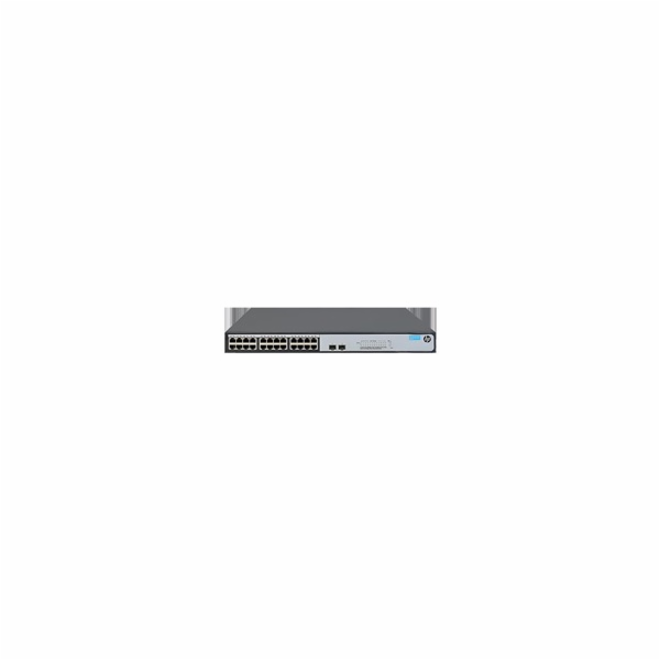 HP 1420-24G-2SFP+ 10G Uplink Switch - JH018A