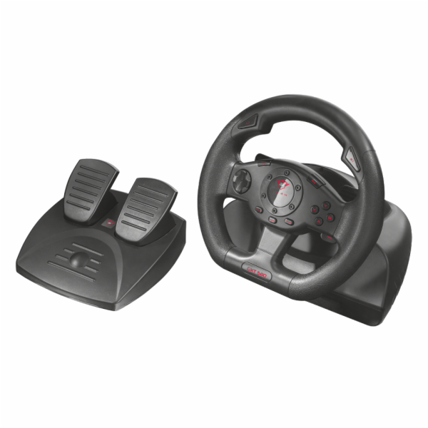 volant TRUST GXT 580 Vibration Feedback Racing Wheel