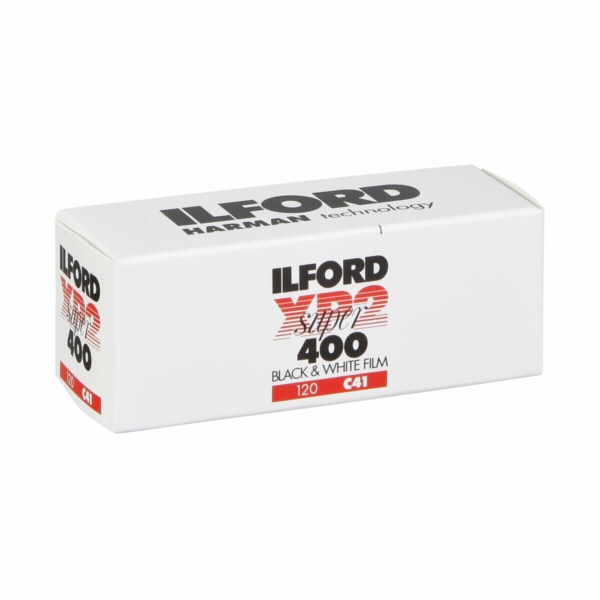 1 Ilford XP-2 Super 120