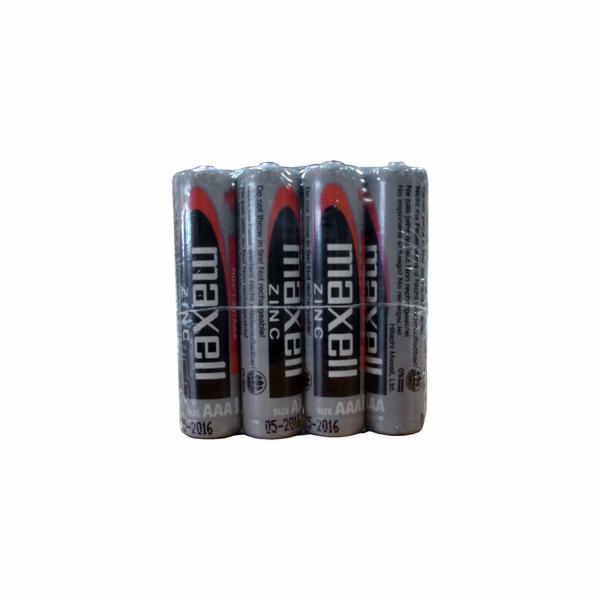 Baterie Maxxell R03 4S Shrink