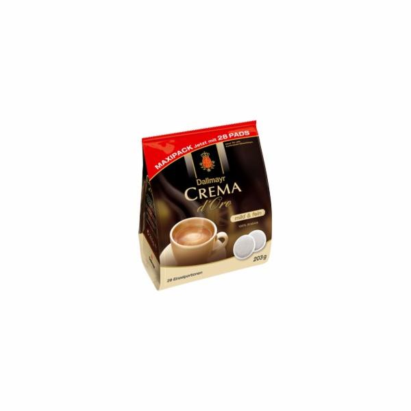 Kapsle Dallmayr Crema d'Oro 28x